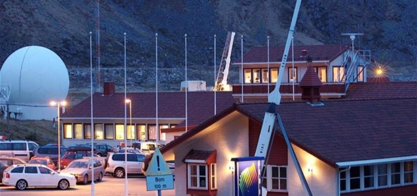 Romfartstur til Andøya Space Center 16.-20. august 2015