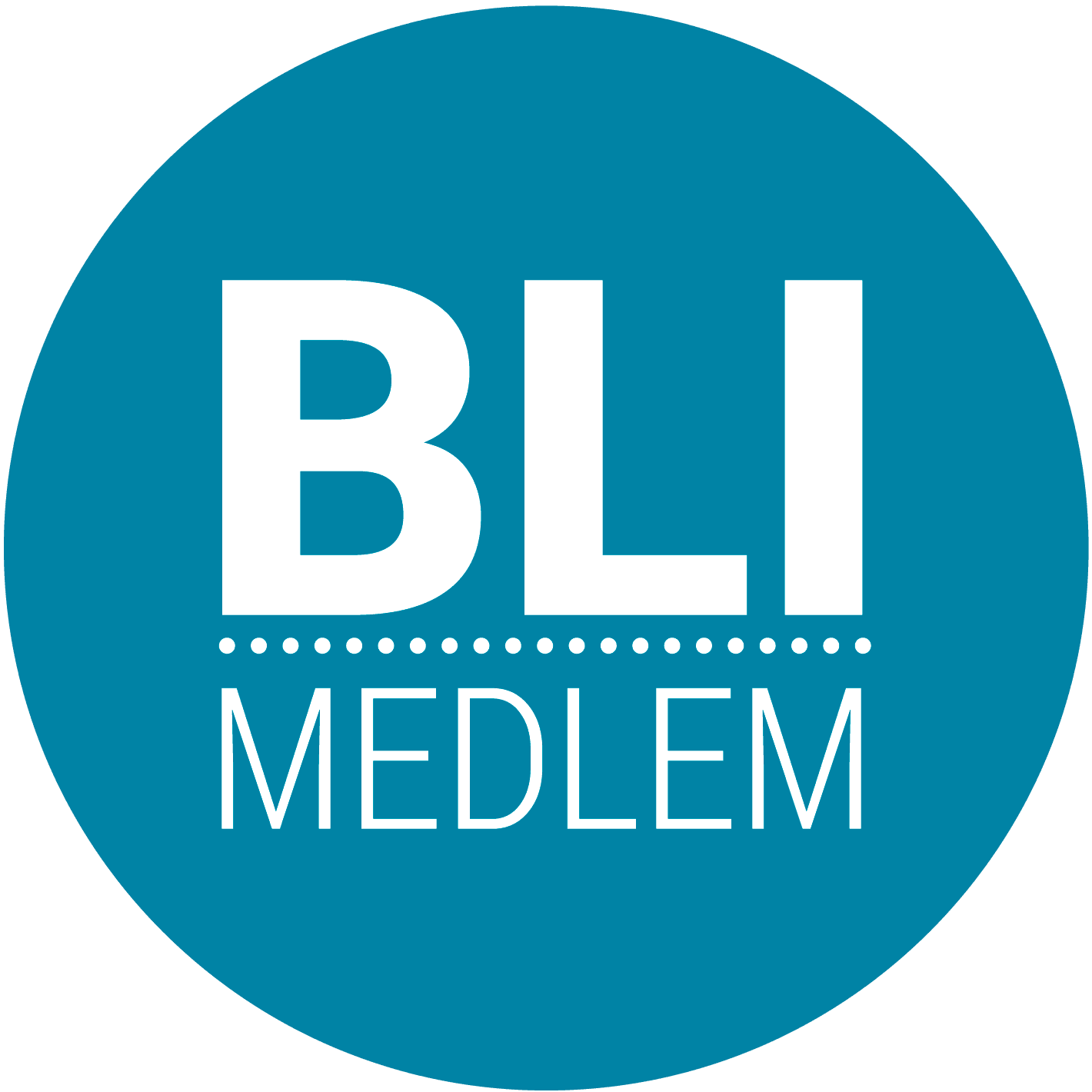 Logo BLI medlem