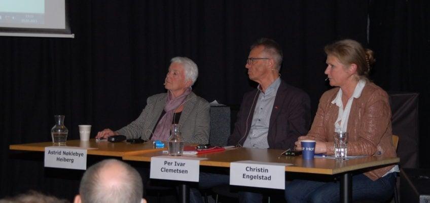 Debattmøte – De eldre i arbeidslivet