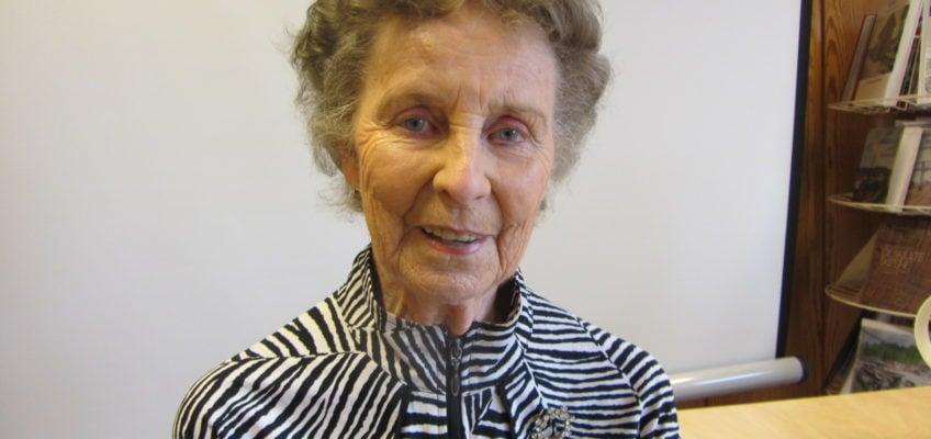 Aktuell profil – Anne Lise Laursen (84)