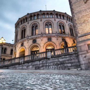 Stortinget Foto: LHL