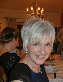 Aktuell profil: Kristin Martinsen 53 år