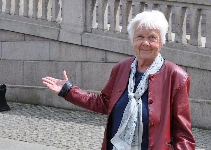 Temamøte Holmen Eldresenter torsdag 6. oktober Foredragsholder med offensive ambisjoner