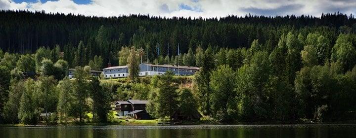 Forsvarets veteransenter – BÆREIA – Et lite paradis langt inne i skogen!