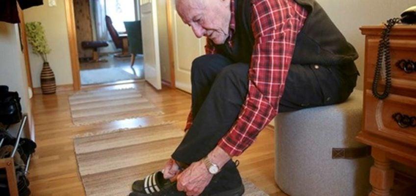 Ikke få hjerteinfarkt og lårhalsbrudd etter du er 80