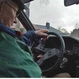 Eldre sjåfører – Større problem i Japan!