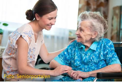 Respekt for de eldre
