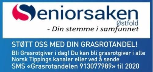 Lokalnytt fra Fredrikstad – Lions er Grasrotvinner