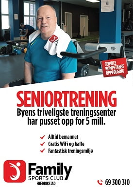 Family Sports Club Fredrikstad