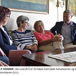Tre år med helseteam i Eidsberg