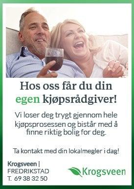 Krogsveen - ta kontakt med din lokalmegler i dag!