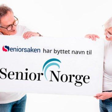 Senior Norge navnebytte
