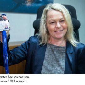 Ny eldreminister – vet hun hva som er hennes ansvar?