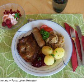 Tid for måltider på sykehjem – det er visst ikke enkelt!