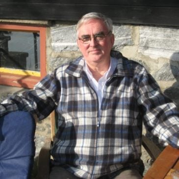 Aktuell profil – Reidar Quande (71)