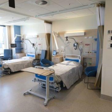 Nedbygging av sykehuskapasiteten – tankevekkende!