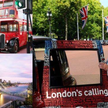 Vi utvider våre reisetilbud med tur til London!