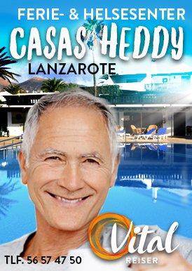 Casas Heddy logo